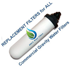 Gravity Replacement Filter Elements